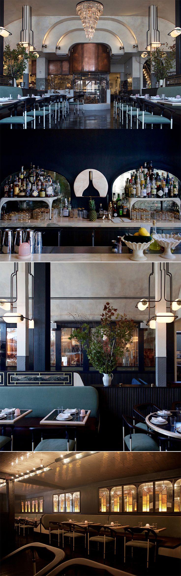 2458 best Restaurant / Bar images on Pinterest | Restaurant design ...
