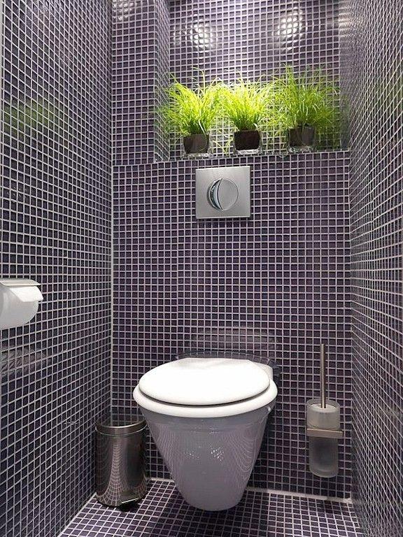 Les 24 meilleures images propos de toilettes sur pinterest toilettes taupe et cuivre - Deco toilettes taupe ...