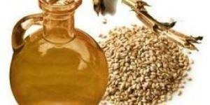 Quais são as propriedades do óleo de sésamo