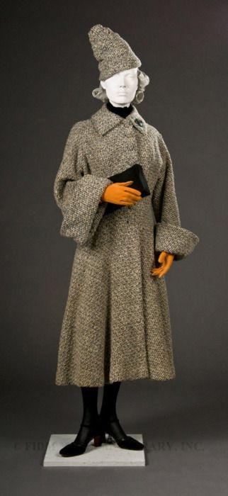9-11-11  ~Ensemble    1938-1939~    The FIDM Museum
