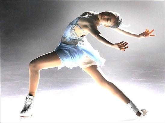 ...ice-skating...