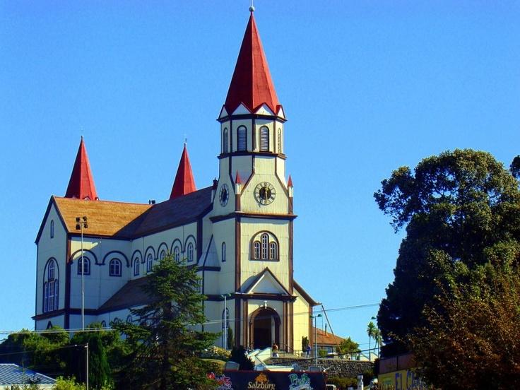 Puerto Varas, sur de Chile