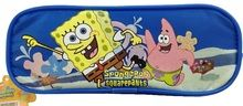 Spongebob Squarepants Plastic Pencil Case Pencil Box - Patrick Blue