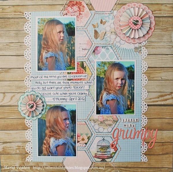 3 photos + hexagons + geometric + wood: Scrapbooking Inspiration, Scrapbook Layouts, Scrapbooking Sketches, Hills Water, Scrapbooking Childrens Layouts, Scrapping Inspiration, Paper Crafts