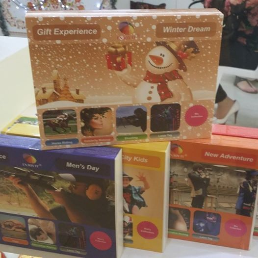 Hot news! Now you can buy christmas adventure! In kota kasablanka new gift for your beloved! Come to the shop or buy it online! www.enjoy-it.co
