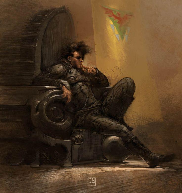 He Is The Kwisatz Haderach by CarlosNCT on deviantART