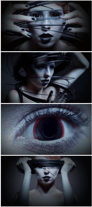 screenshot_ visuals: JAGO VJ.  https://www.facebook.com/jagovj dancer: Katarzyna Kulmińska