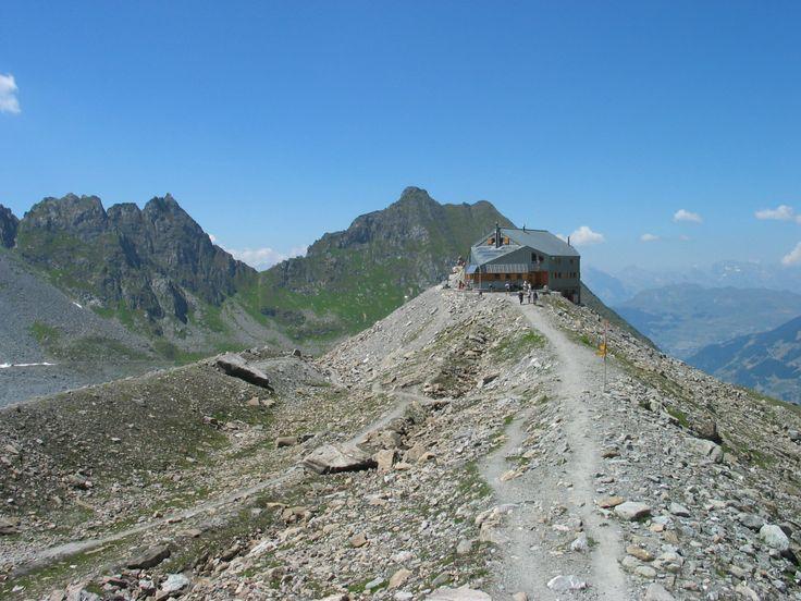 cabane de Panossière  Suisse