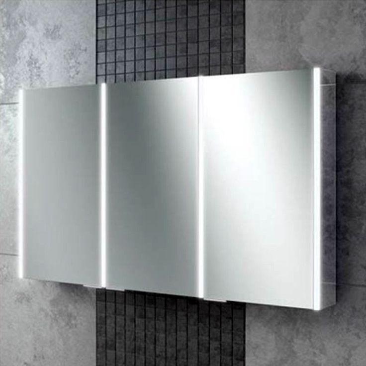 Die besten 25+ Illuminated bathroom cabinets Ideen auf Pinterest - badezimmer spiegelschrank led
