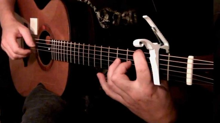 Wake Me Up (Avicii) - Fingerstyle Guitar