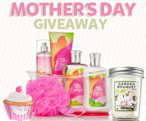 Win a Mother's Day Bath and Body Works Prize Pack
