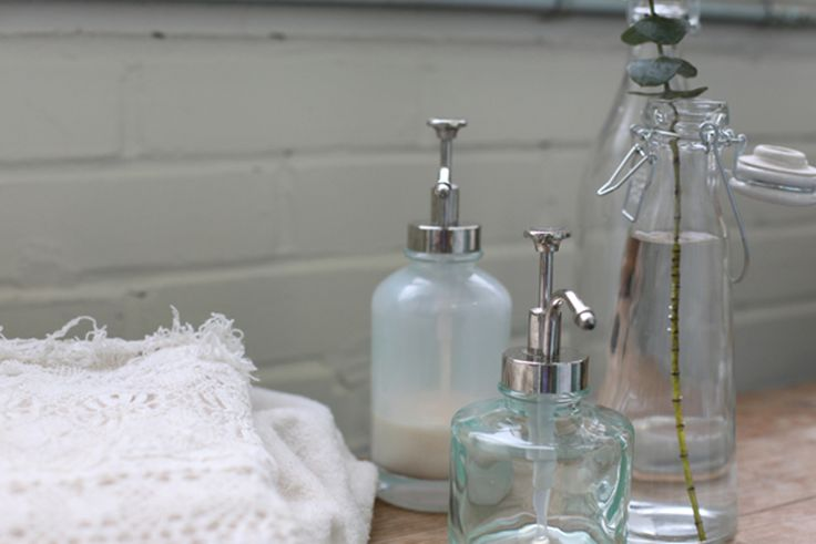 Homemade beauty products with no chemicals!