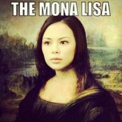 """""""Wooo ooo oh monA lisa, you're guaranteed to run this town"""" P.A.T.D where right all along!"""