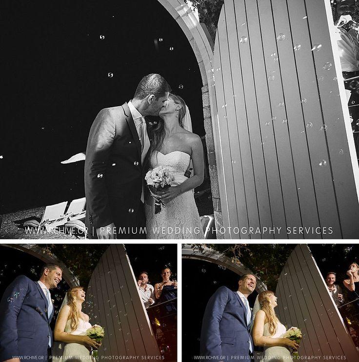Castello wedding reception in Hydra. Enjoy our  wedding photos from this lovely wedding reception.