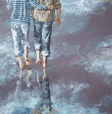Domingo al aire libre vía Sand et ses peintures du bord de mer: https://www.facebook.com/pages/Sand-et-ses-peintures-du-bord-de-mer/122612554458213, ¿apetece verdad?