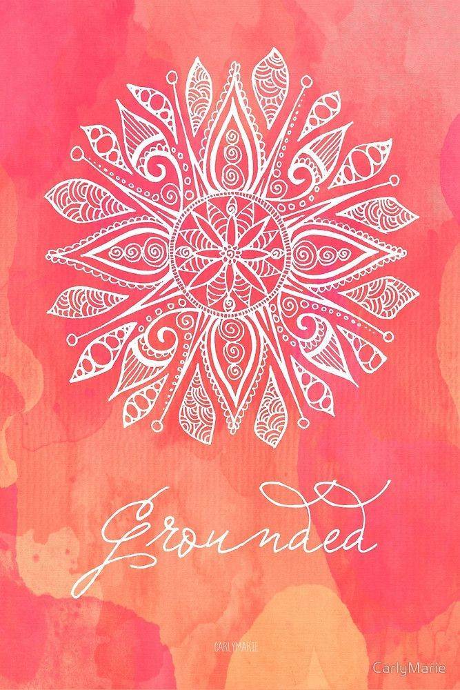Root Chakra - Grounded by CarlyMarie