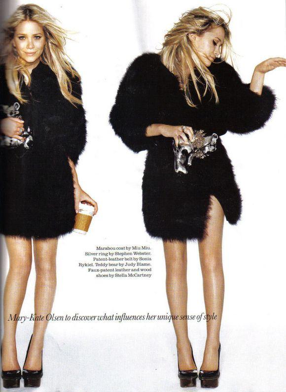 Mary Kate Olsen: Mka