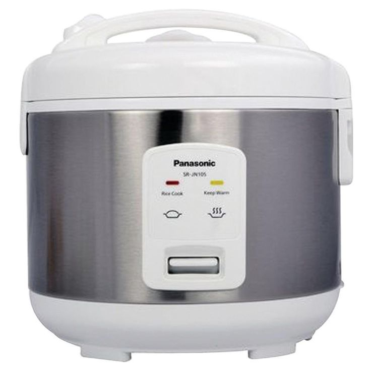 PANASONIC SR-JN105 5-Cup Automatic Rice Cooker