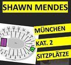 #Ticket  2x SHAWN MENDES MÜNCHEN TICKETS SITZPLÄTZE KARTEN KAT.2 OLYMPIAHALLE 15.05.17 #chf