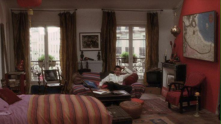 Cianuro espumoso: Apartamentos parisinos