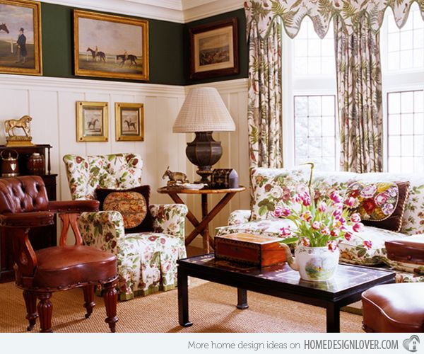 15 Warm And Cozy Country Inspired Living Room Design Ideas Fireplaces Style And Design