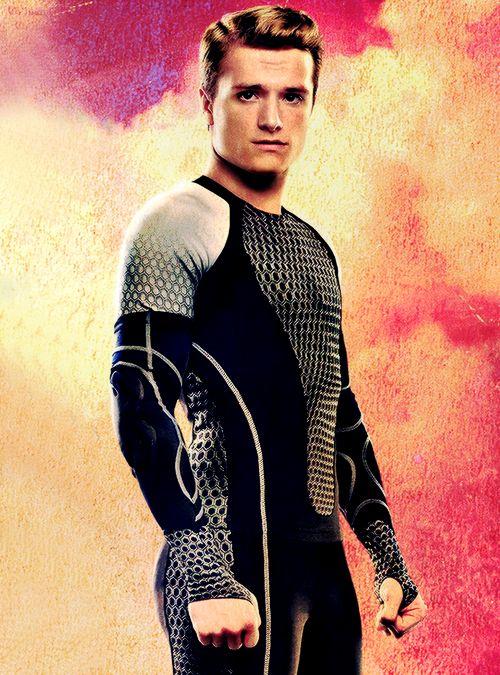 Josh Hutcherson | Peeta mellark | Catching Fire | the ...
