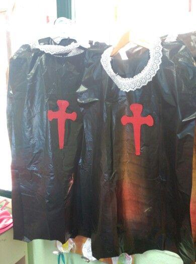 Disfraz bolsa de basura, Velazquez