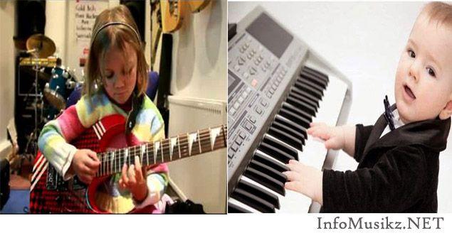 Manfaat belajar musik saat kecil bagi otak saat dewasa