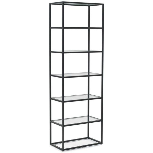 Mitchell Gold + Bob Williams Fritz Bookcase (6,925 CNY) ❤ Liked On Polyvore  Featuring