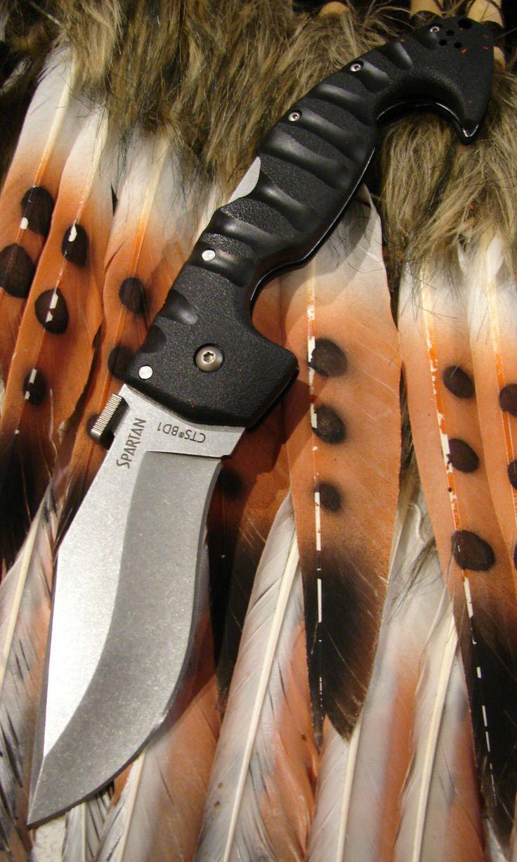 Cold Steel Spartan EDC Folding Knife Blade 21SC