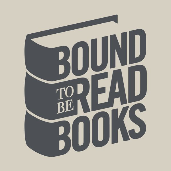 Bound to be Read Books Logo by Rob Hurst, via Behance