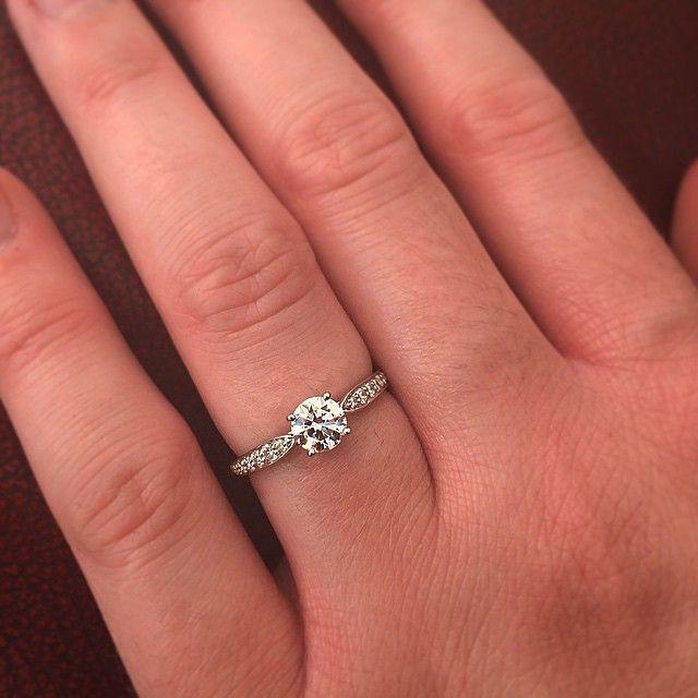 378 best engagement rings images on Pinterest Engagement rings