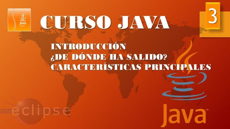 Curso Java. Introducción. Vídeo 3