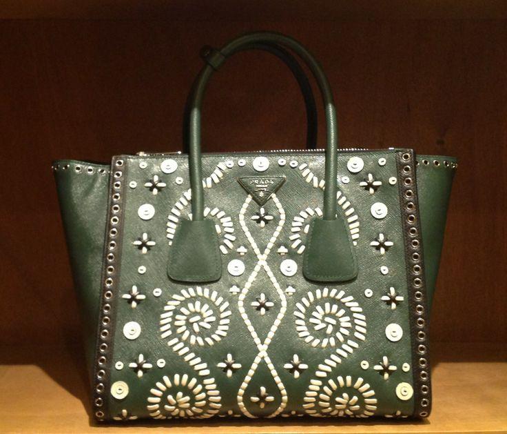 Prada #bag #SpringSummer #FolliFollie #collection