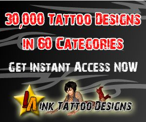 30,000 designs from LA ink...