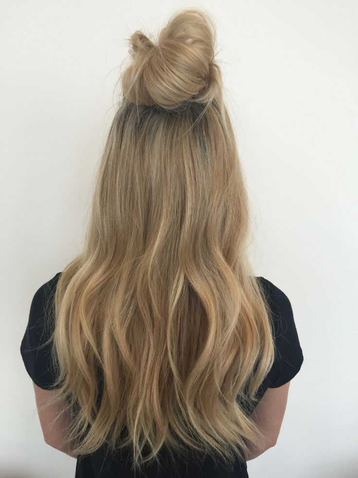 173 best hair extensions images on pinterest hairstyles hair top knot extensions hair extensions hairstylist clip in extensions pmusecretfo Choice Image