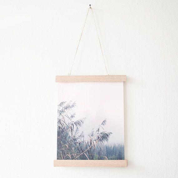Natuur Fine Art Fotografie Afdruk INCLUSIEF houten ophangsysteem