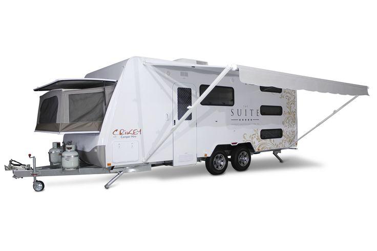 Enjoy the comfort of your own fully spec'd Caravan