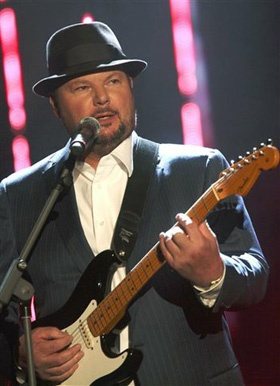 Christopher Cross ~ Loved his voice!
