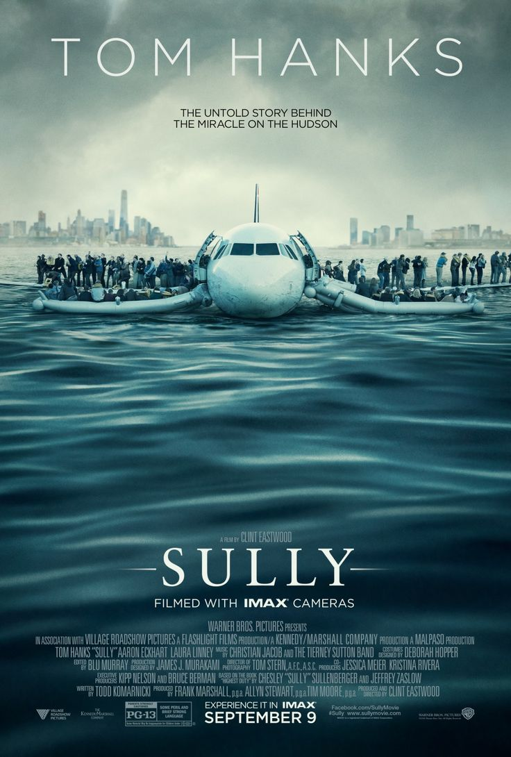 "Movie Review: #485: ""Sully"" (2016) 