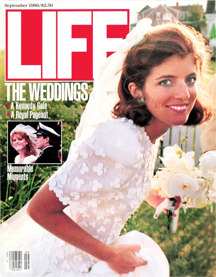Pin caroline kennedy wedding categories general on pinterest for Tatiana schlossberg wedding dress