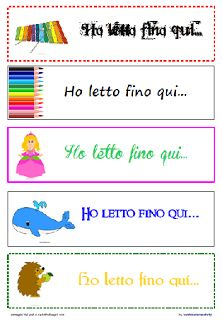 segnalibri da stampare gratis - handmadecreativity - free printable bookmark