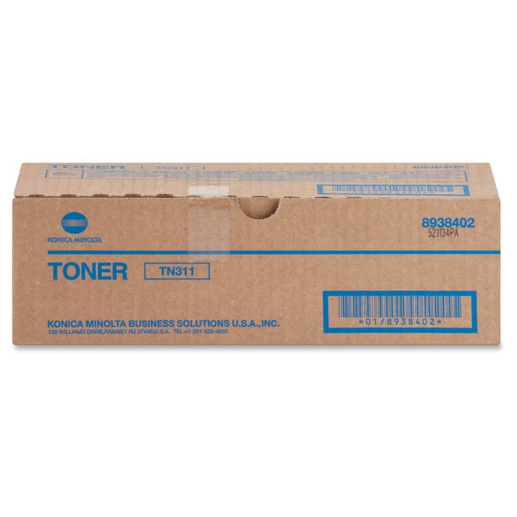 Konica Minolta Toner Cartridge #8938402