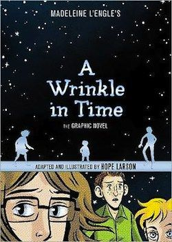 Graphic novel adaptation of A Wrinkle in Time coming October 2!