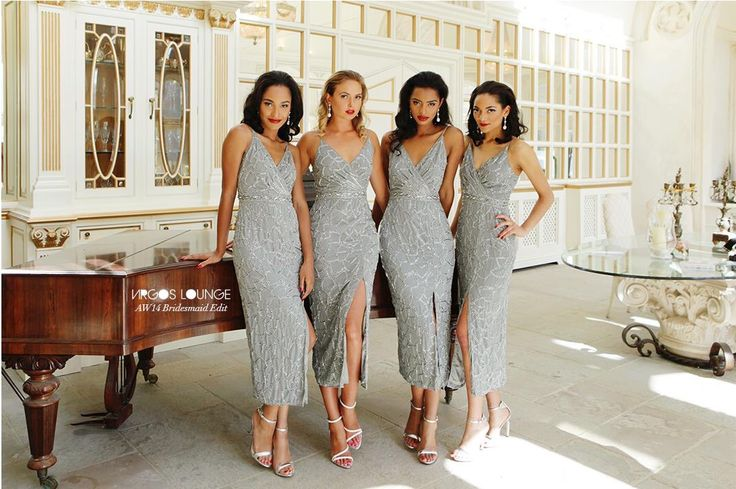 Bridesmaid ideas from Virgos Lounge