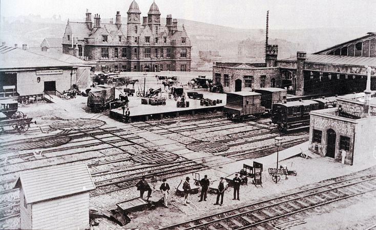 c1870s Temple Meads, Bristol