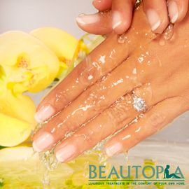 MANICURE An invigorating pamper treat for your hands, this manicure will give…
