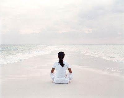 Ah, meditation