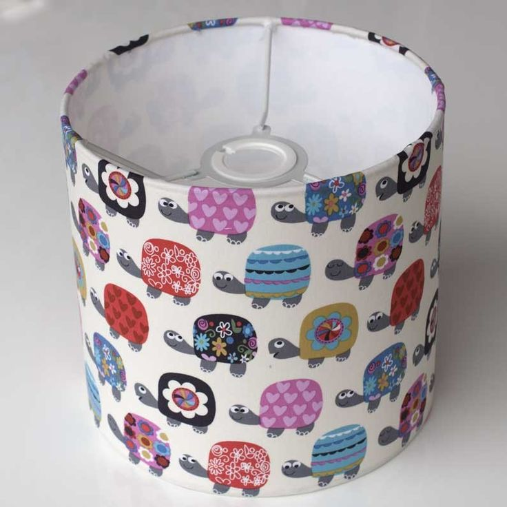 Make Your Own Lampshade Kit 20cm Kit at Plush Addict