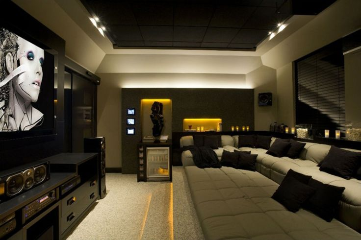 Home cinema e Home theater - turbine sua sala para ter um cinema em casa